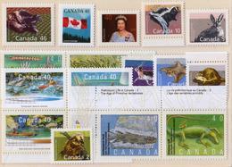 Canada  ** TTB - Timbres