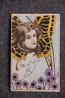 Femme Papillon - Femmes