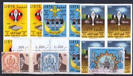 Lybie  ** + Ob TTB - Briefmarken