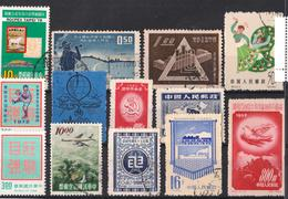 Chine Petit Lot - Timbres