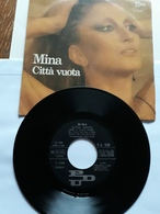 Mina  -  Città Vuota;  PDU- 1978 - Disco, Pop