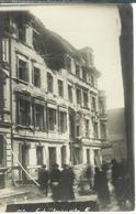 Carte Photo Allemagne , Ruines * Lieu à Déterminer - Guerre 1939-45