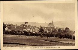 Cp Wasselonne Wasselnheim Elsass Bas Rhin, Vue Generale, Cote De Romanswiller - France