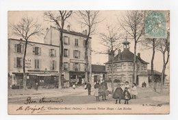 - CPA CHOISY-LE-ROI (94) - Avenue Victor Hugo - Les Ecoles (Commerce A LA VOUTE DES GONDOLES) - - Choisy Le Roi