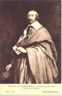 Cardinal De Richelieu Par Philippe De Champaigne Musée De Versailles - Uomini Politici E Militari