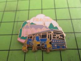 713J Pin's Pins /  Belle Qualité Et Rare / THEME ARTHUS BERTRAND : AUTOBUS AUTOCAR TRACER RENAULT - Arthus Bertrand