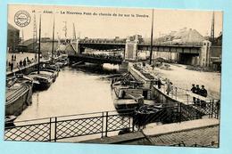 AALST - Le Nouveau Pont Du Chemin De Fer Sur La Dendre - Aalst