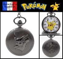 Montre Gousset NEUVE ! ( Pocket Watch ) - Pokémon Pikachu - Montres Gousset