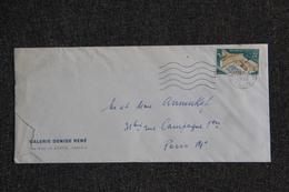 Lettre De PARIS Vers PARIS ( N°1177) - France