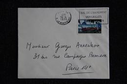 Lettre De PARIS Vers PARIS. N°1646 - France
