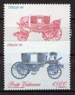 VATICAN ( POSTE ) : Y&T N°  784/785  TIMBRES  NEUFS  SANS  TRACE  DE  CHARNIERE . - Vatican
