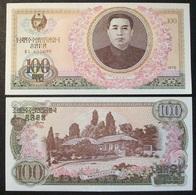 KOREA NOTH 100 WON 1978 P-22 UNC - Corée Du Nord