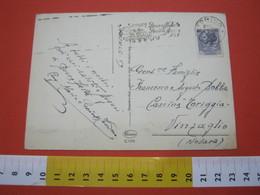 T1 ITALIA ANNULLO TARGHETTA - 1959 TORINO BUON NATALE BUON ANNO PTT PASTORI COMETA STELLA STAR - Natale