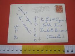T1 ITALIA ANNULLO TARGHETTA - 1956 TRENTO BUON NATALE BUON ANNO PTT PASTORI COMETA STELLA STAR - Natale