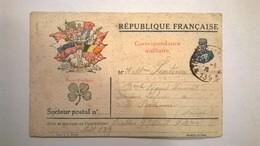 Carte Postale Ancienne /  Correspondance Militaire / 1916 - Oorlog 1914-18
