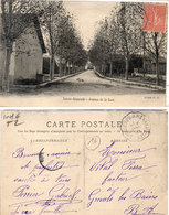"SAINTE REPARADE - Avenue De La Gare - Rare Cachet Ambulant ""Eyguières A Meyrargues (Ind. 6) (110496) - France"