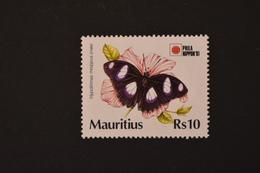 Maurice - 1991 Papillon Hypolimnas Misippus Mâle  N° 768 Neuf ** - Mauritius (1968-...)