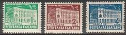 - Bulgaria / Bulgarie 1947 - Set(Mi No 643-5)MNH** - Neufs