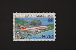 Maurice - 1993 Compagnie Aérienne Air Mauritius Boeing 767-200 ER  N° 768 Oblitéré - Mauritius (1968-...)