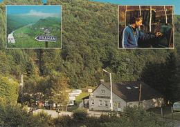 Frahan - Camping La Passerelle - Bouillon