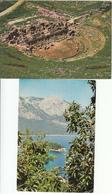 Turquie - Lot 2 Postcards (Club Med Kemer, Efes Theatre) - Turquie