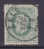 N° 30 : ZELE - 1869-1883 Leopold II