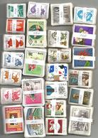 Pologne, Bulgarie, Corée Du Nord : 2500 Timbres En Bottes De 100 - Stamps