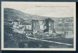 POZZUOLI - Tempio Di Venere E Di Diana Presso Baia - Non Viaggiata - Rf.  19544 - Pozzuoli