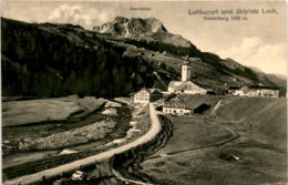 Luftkurort Und Skiplatz Lech, Vorarlberg - Lech