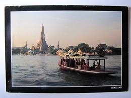 THAILAND - Temple Of The Dawn - Thailand