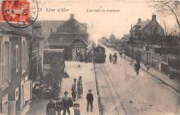 LION S MER L Arrivee Du Tramway 23(scan Recto-verso) MA223 - France