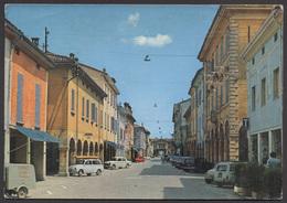 CREVALCORE, Via Matteotti - Viaggiata - Italia