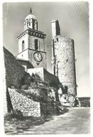 Cpsm Reillanne, Le Clocher Saint Denis - France