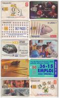 France. 20 Télécartes 1996 - 1996