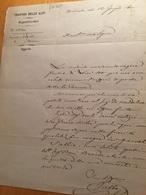 TRAFORO DELLE ALPI-MAGAZZINO-SUD-BARDONECCHIA-12-6-1860 - Italia