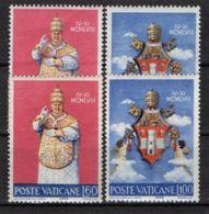 VATICAN ( POSTE ) : Y&T N°  268/271  TIMBRES  NEUFS  SANS  TRACE  DE  CHARNIERE . - Vatican