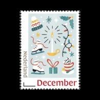Nederland 2018  Kerstmis  Christmas  Weihnachten Noell     Postfris/mnh/sans Charniere - Period 1980-... (Beatrix)