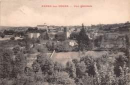 ARDES SUR COUZE Vue Generale 16(scan Recto-verso) MA226 - France