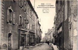 48 - SAINT CHELY D'APCHER -- La Rue Théophile Roussel - Saint Chely D'Apcher