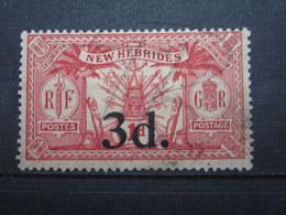 VEND BEAU TIMBRE DES NOUVELLES-HEBRIDES N° 78 !!! - Used Stamps