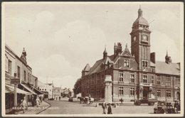 Regent Circus, Swindon, Wiltshire, C.1930s - Valentine's Postcard - England