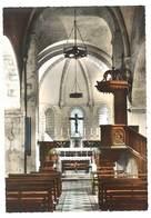Cpsm Reillanne, Intérieur De L'église - France