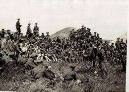 Photo,Les Cadets Britanique Sur Le Front Français,photo Meurisse - Krieg, Militär