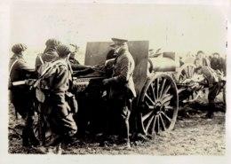 Photo, Des Révolutionnaires Espagnoles Années 30,photo Meurisse - Krieg, Militär