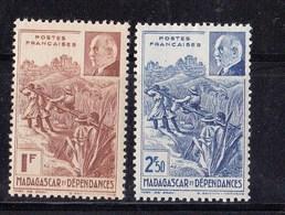 Madagascar  N 229 Et 230** - Neufs