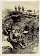 Photo,  Le Conflit Sino Japonais,l'infanterie Japonaise,photo Meurisse. - Krieg, Militär
