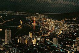 1 AK Hongkong * Hong Kong Big Night Glimmers Like Stars - Nachtansicht Von Hongkong * - China (Hongkong)