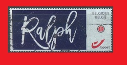 """BE Personal Stamp, Né """"Ralph"""" Borned - Timbres"""