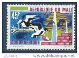 """Mali YT 104 """" Europafrique """" 1967 Neuf** - Mali (1959-...)"""