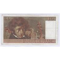 FAY 63/17 - 10 FRANCS BERLIOZ - 05/01/1976 - TRES TRES BEAU - PICK 150 - - 1962-1997 ''Francs''